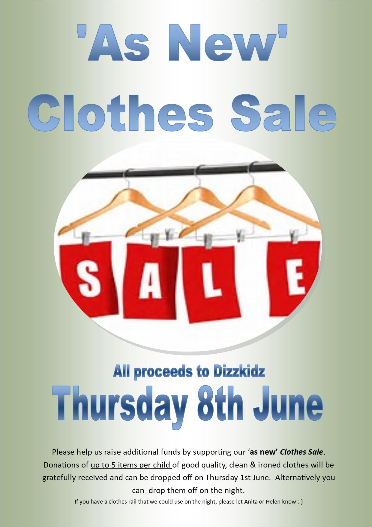 e97f1ac9ae5 ... DizzKids Clothes sale poster